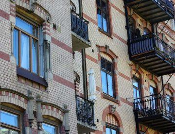 Wohnflächenangabe des Maklers und Mietminderung